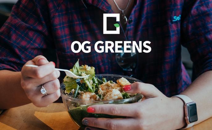 OG Greens Salad